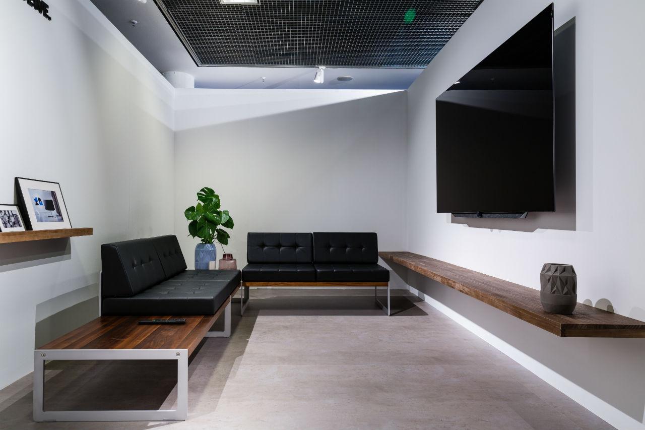 design kamer televisie